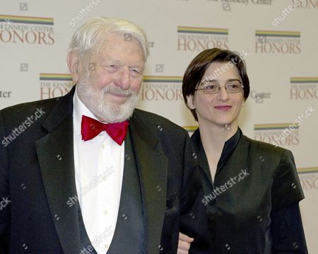 Stock Picture of Theodore Bikel