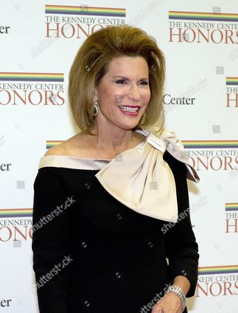 Editorial picture of Kennedy Center Honors Gala Dinner at the Department of State, Washington DC, America - 01 Dec 2012