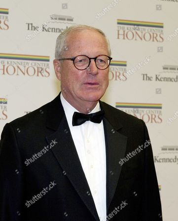 Stock Photo of James A. Johnson, Chairman Emeritus, the John F. Kennedy Center for the Performing Arts