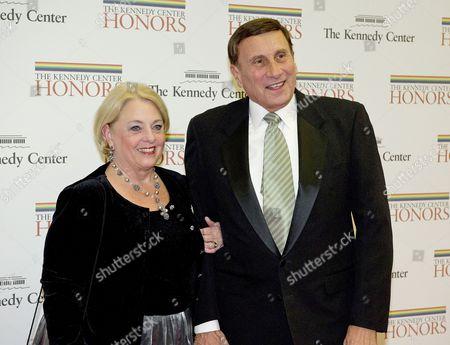 United States Representative John Mica (Republican of Florida) and his wife, Patricia