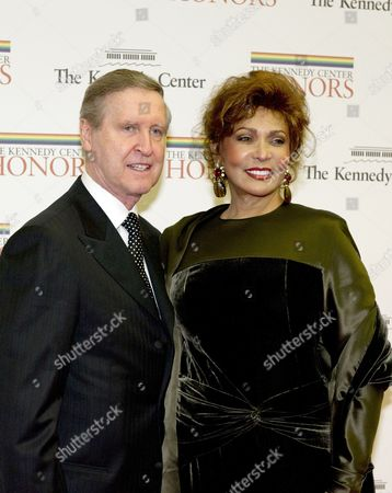Former United States Secretary of Defense William Cohen and his wife, Janet