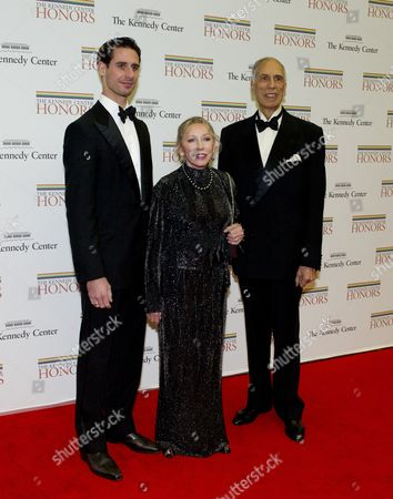 Editorial image of Kennedy Center Honors Gala Dinner at the Department of State, Washington DC, America - 01 Dec 2012