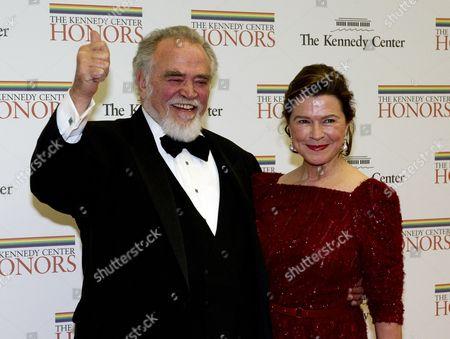 Stock Picture of Herbert V. Kohler and his wife, Natalie Black