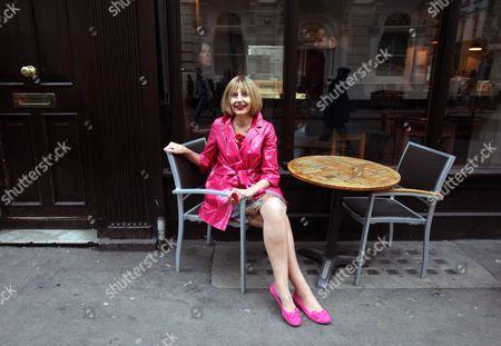 Stock Image of Carole Stone