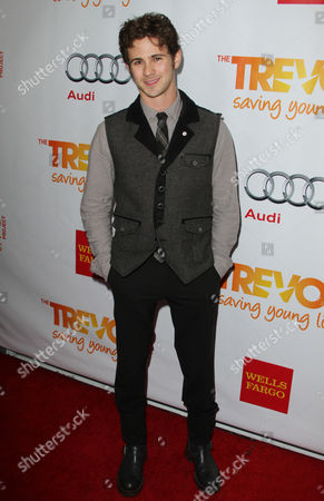 Editorial picture of 2012 Trevor Project Live, Los Angeles, America - 02 Dec 2012
