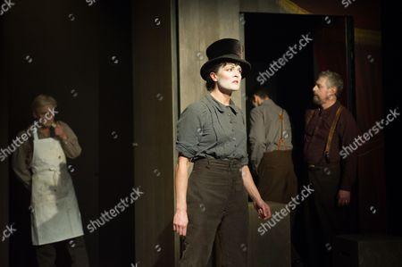 'The Double' - Sean Murray, Jane Leaney, Nicholas Karimi and Rob Edwards.