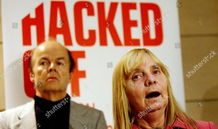 Stock Picture of Christopher Jefferies and Margaret Aspinall