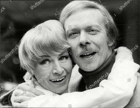Actor And Actress Brian Murphy And Yootha Joyce (dead August 1980).