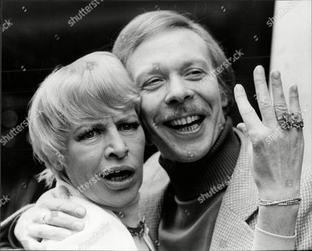Actor And Actress Brian Murphy And Yootha Joyce(dead August 1980).
