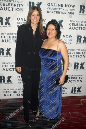 Editorial image of Ripple of Hope Gala, New York, America - 03 Dec 2012