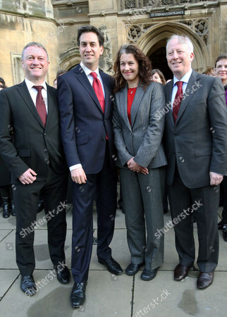Steve Reed (Croydon North), Ed Miliband, Sarah Champion, (Rotherham) and Andy McDonald (Middlesborough)