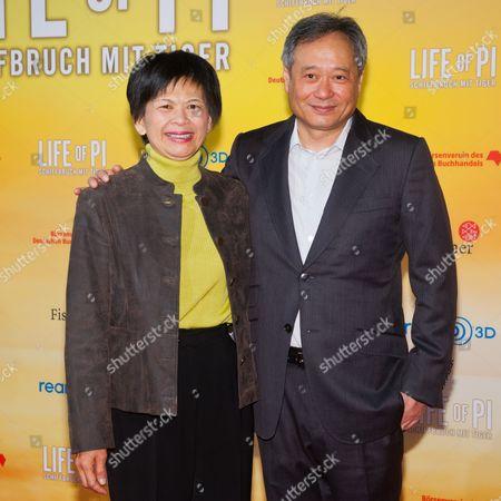 Jane Lin and Ang Lee