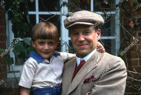 Dominic Rougier as Johnnie Waverly and Geoffrey Bateman as Marcus Waverly