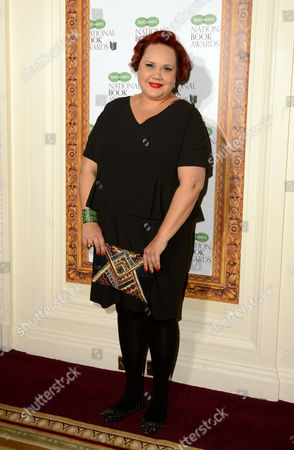 Editorial image of Specsavers National Book Awards in London, Britain - 04 Dec 2012