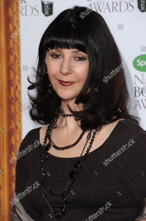 Editorial image of Specsavers National Book Awards, London, Britain - 04 Dec 2012