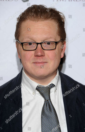 Editorial photo of Specsavers National Book Awards, London, Britain - 04 Dec 2012