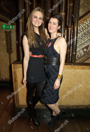 Bryony Daniels and Izzy Lawrence