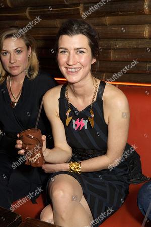 Editorial image of Mahiki Coconut Party, London, Britain - 04 Dec 2012