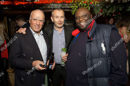 Stock Picture of Michel R. de Carvalho, Piers Adam and Addy