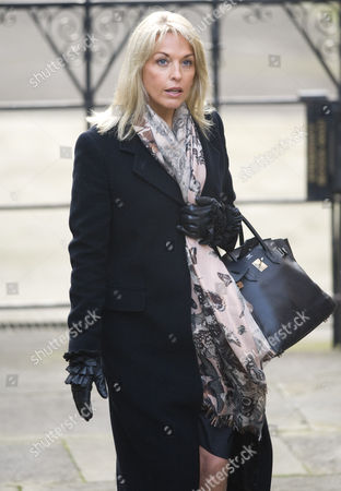 Sheryl Gascoigne Pictured At The Leveson Inquiry High Court. Picture Jeremy Selwyn.
