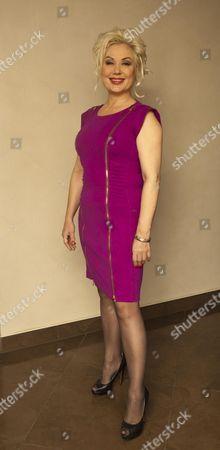 Hetty Baynes Ex-wife Of Ken Russell.
