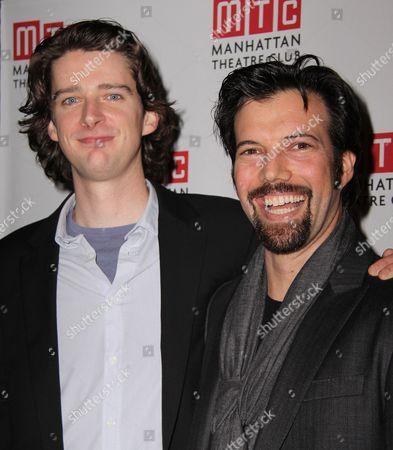 Will Rogers and Lorenzo Pisoni