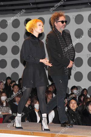 Editorial image of Frankenweenie fashion contest, Tokyo, Japan - 05 Dec 2012