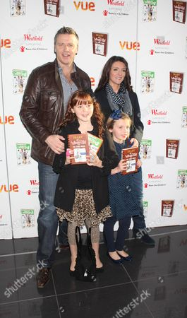Steve Backley and family