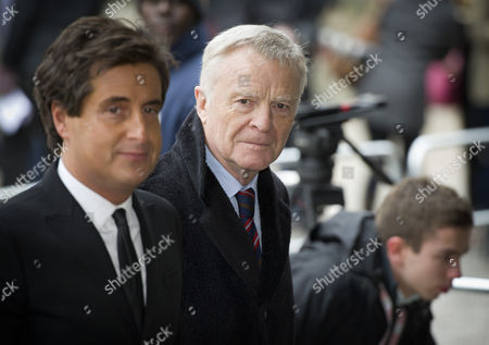 David Sherborne and Max Mosley