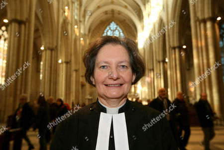 The Dean of York - The Very Reverend Vivienne Faull