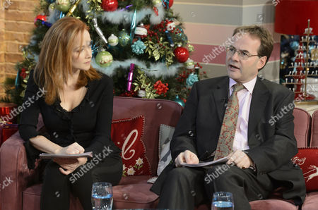 Kim Thomson and Quentin Letts
