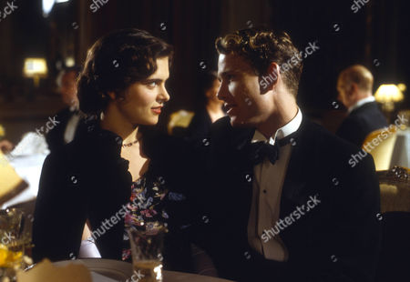 Sophie Linfield as Marthe Daubreuil and Ben Pullen as Jack Renauld
