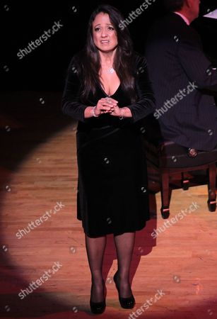Editorial picture of 'Broadway Unplugged!', New York, America - 04 Dec 2012