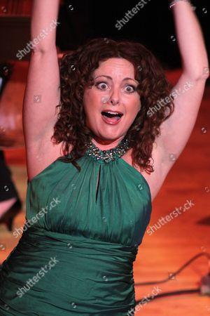 Editorial image of 'Broadway Unplugged!', New York, America - 04 Dec 2012