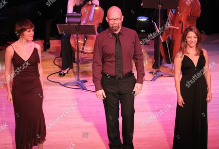 Editorial image of 'Broadway Unplugged!', New York, America - 04 Dec 2012