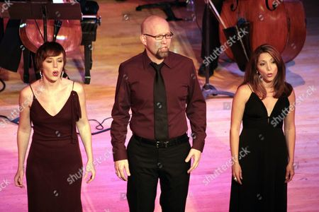 Stock Image of Carole J. Bufford, Scott Coulter and Christina Bianco