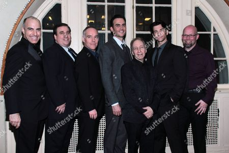 Editorial photo of 'Broadway Unplugged!', New York, America - 04 Dec 2012