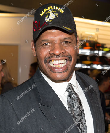 Stock Photo of Leon Spinks