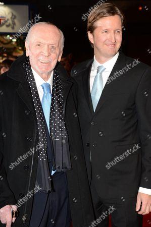 Herbert Kretzmer and Tom Hooper