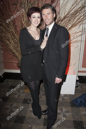 Stock Image of Connie Fisher and Jeremy Reed