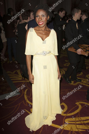Editorial picture of 'The Bodyguard' play press night at the Adelphi Theatre, London, Britain - 05 Dec 2012
