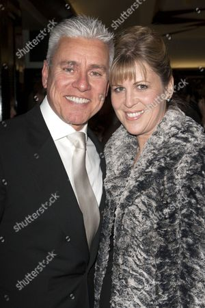 David Ian (Producer) and Tracey Ian