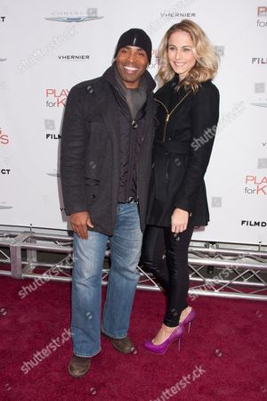 Editorial image of 'Playing for Keeps' film premiere, New York, America - 05 Dec 2012