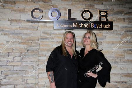 Michael Boychuck, Shanna Moakler
