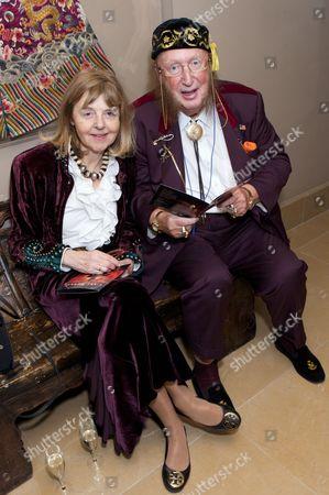 Jenny McCririck and John McCririck
