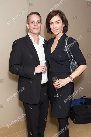Stock Picture of Darren Michael and Melissa Porter
