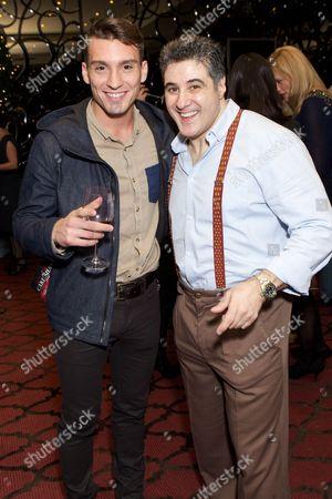 Stock Image of Deano Bugatti and Steve Truglia