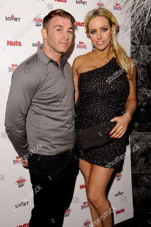 Danielle Mason and Tony Giles