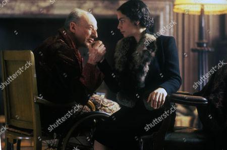 Stock Photo of Vernon Dobtcheff as Simeon Lee and Sasha Behar as Pilar
