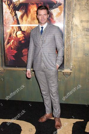 Editorial picture of 'The Hobbit: An Unexpected Journey' film premiere, New York, America - 06 Dec 2012